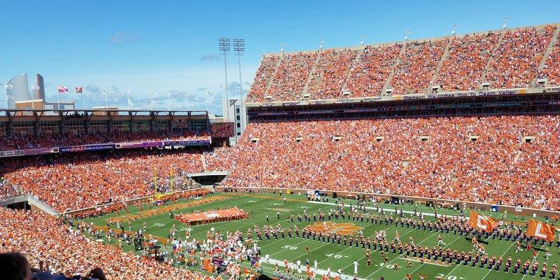 Clemson will host Auburn at 7 p.m. Saturday
