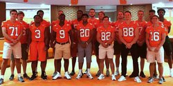 Clemson freshman football numbers assigned, Bryant changes numbers
