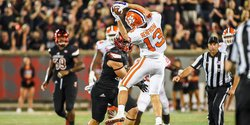 Silent Assassin: Hunter Renfrow saves the smack talk for his head coach