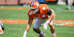 Rudolph out for the season,  Swinney looks for freshmen to step up