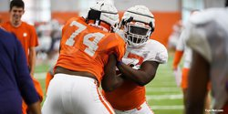 Wednesday update: Tailgate party, OL competition and scrimmage looming