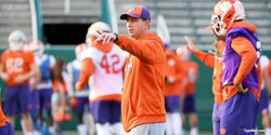 Spring Practice Quick Hitters