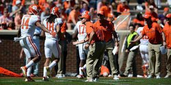 """Swinney loves the offense, says the defense """"just didn't bring the juice"""""""