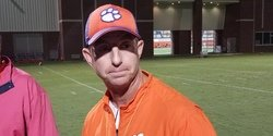 Wednesday night update: Swinney puts new kicker on 10-day contract