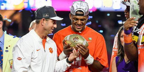 Clemson featured in ESPN all-time All-ACC team
