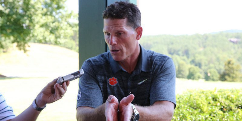 Brent Venables' defenses have ranked in the top ten each of the last four seasons