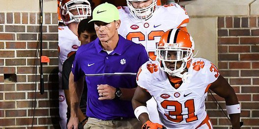 There has been a lot of speculation about where Venables will coach next year.