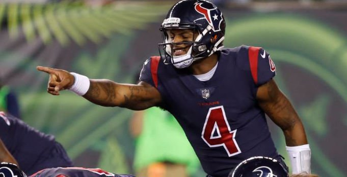 The NFL finally knows what we all knew: Deshaun Watson is special