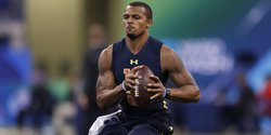 Deshaun Watson proves critics wrong with sizzling Combine workout