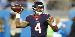 Deshaun Watson shows poise in NFL debut