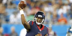 Watson still No. 2 in latest Texans' depth chart