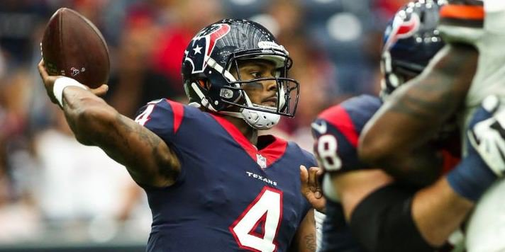 Clemson Pros: Deshaun Watson takes NFL lead in passing TDs