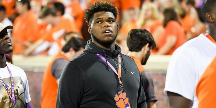 Belk credited a family feeling to Clemson in committing last January.