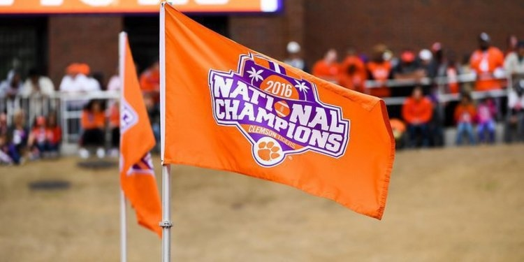Clemson ranked in Top 10 of ESPN 2017 recruiting rankings