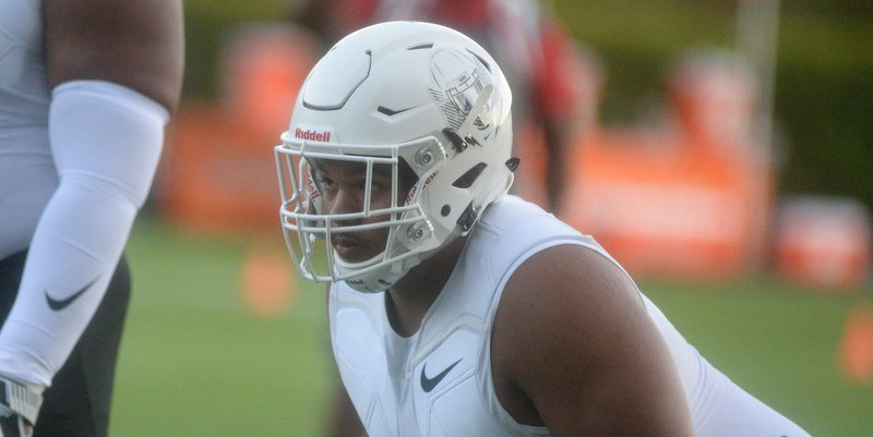 Jackson Carman: Decision looms for nation's No. 1 offensive tackle