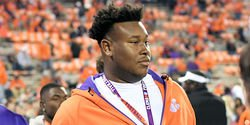 Clemson visit gives Virginia Tech commit a lot to think about