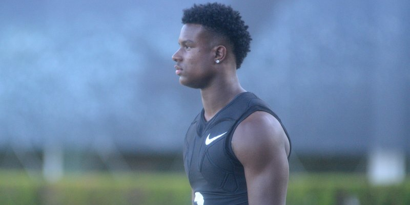 The Opening Showcase: Kyler McMichael impressive, Tyson Campbell is a blur