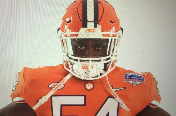 Clemson in top group for 4-star OT