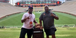 """Florida commit says """"a lot of love was shown"""" on Clemson visit"""