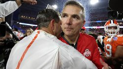 """Swinney says Urban Meyer comments """"might have come up"""" during talks with recruit"""