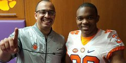 Clemson offers Ohio State RB commit