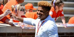 Clemson welcomes nine midyear enrollees