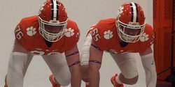 Third set of twins to join Clemson football team
