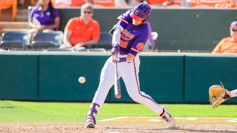 Seth Beer and the Tigers are aiming for a national seed