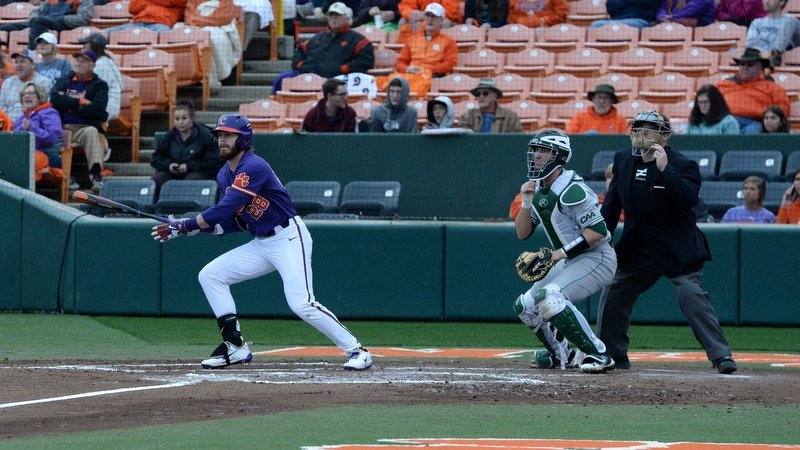 Clemson to host Winthrop Tuesday