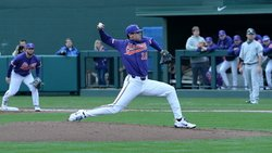 Clemson cruises to clinch series over BC