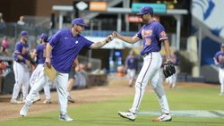 Clemson opens with Morehead St. in regional play