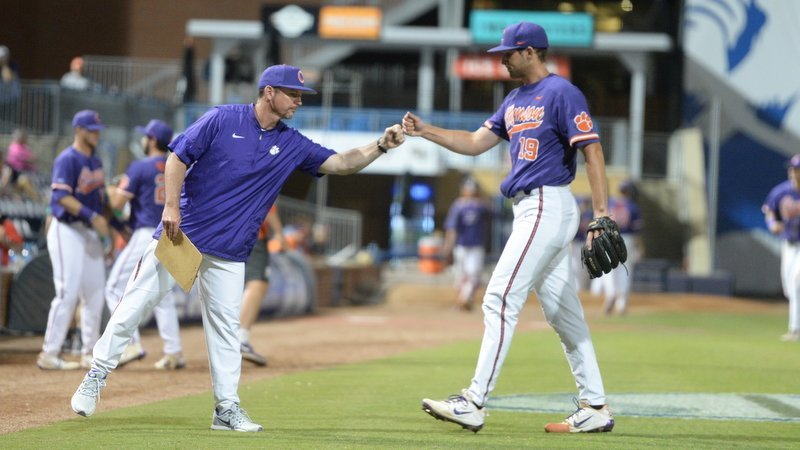 The fun is in the winning for Clemson baseball