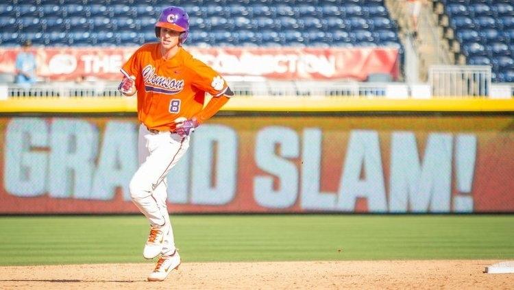 Clemson shortstop named to Golden Spikes watch list