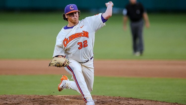 Jacob Hennessy pitched a career-long 7.1 innings Friday night.