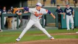 Clemson completes sweep at Wake Sunday