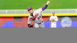Clemson LHP selected in MLB 11th round