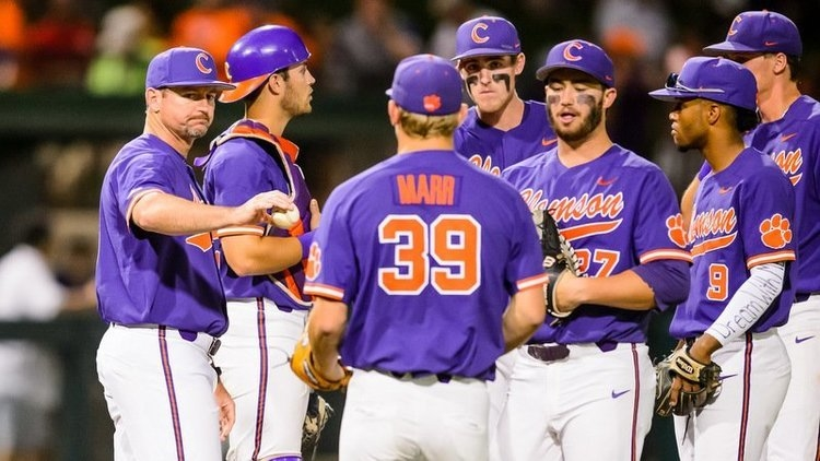 Monte Lee and the Tigers play Illinois at 4 pm Friday