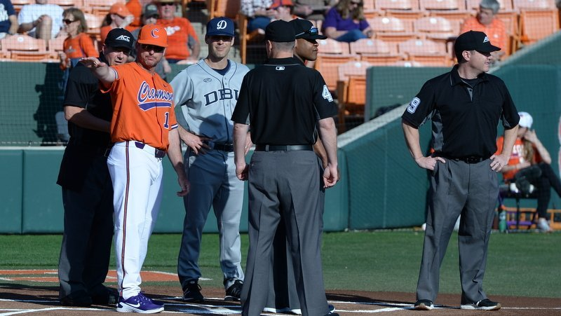 Tigers move up in top-25 ranking after series win