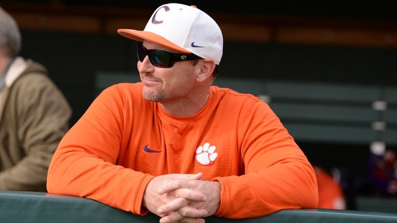 Clemson Baseball to hold first practice of 2019