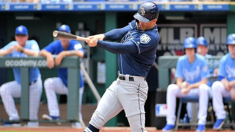 Miller was most recently acquired by the New York Yankees and is playing with Scranton/Wilkes-Barre in AAA. (USA TODAY Sports-Denny Medley)