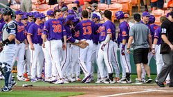 Bats stay hot as Tigers win series over No. 10 Dallas Baptist