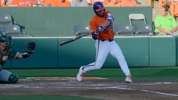Clemson wins 8th in a row, sweep Cavaliers