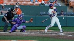 Clemson baseball to play two midweek games