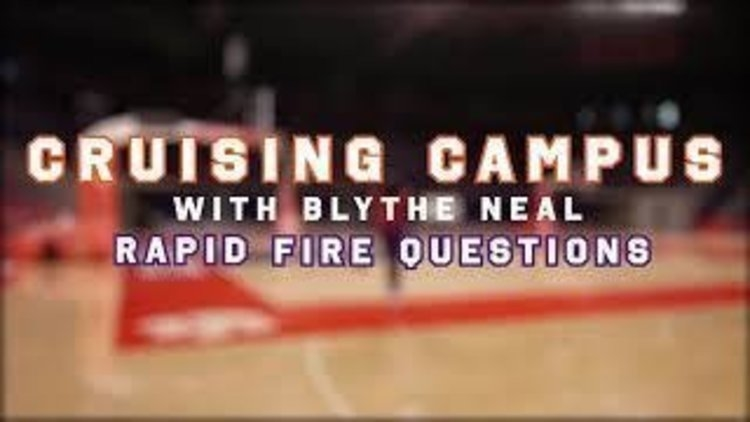 WATCH: Rapid Fire Questions with Blythe Neal and Destiny Thomas