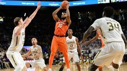 Clemson guard to compete in NBA mini-camp
