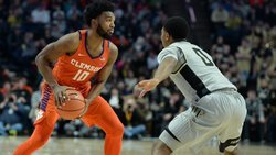 Clemson guard named NSCA All-American