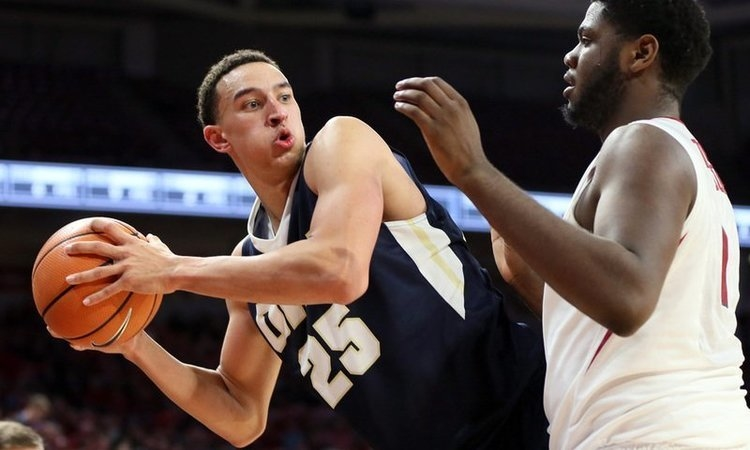 White led ORU with nine double-doubles, including two 20/10 games. (USA TODAY Sports-Nelson Chennault)