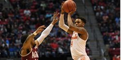 Aggies have no answer for Clemson's guards as Tigers advance in NCAA Tournament