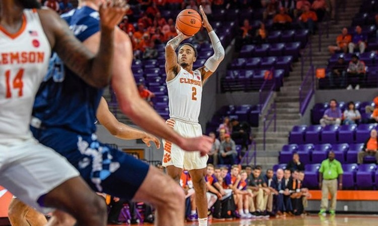 Reed leads Tigers in blowout of Lipscomb