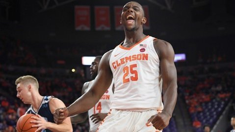 Clemson rolls to 2-0 start over NC Central